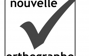 nouvelle orthographe